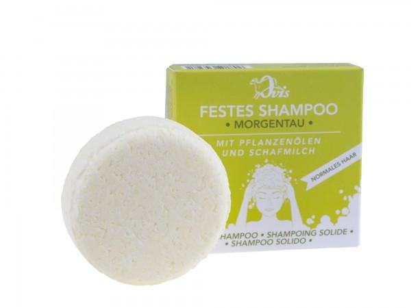 Ovis Festes Shampoo Morgentau für normales Haar