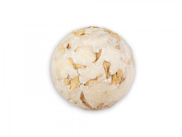 Badekugel mit Schafmilch Mandel