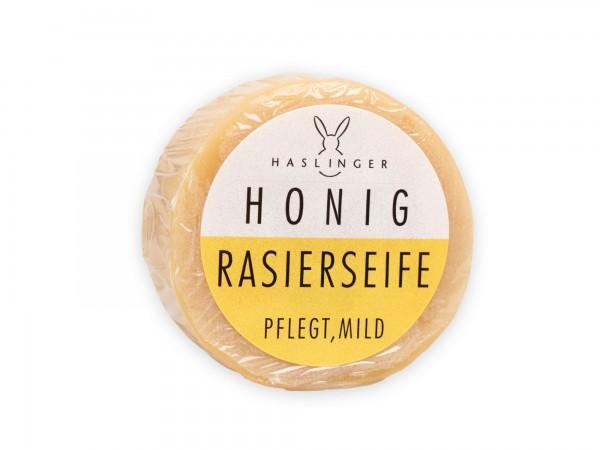 Haslinger Rasierseife Honig 60 g