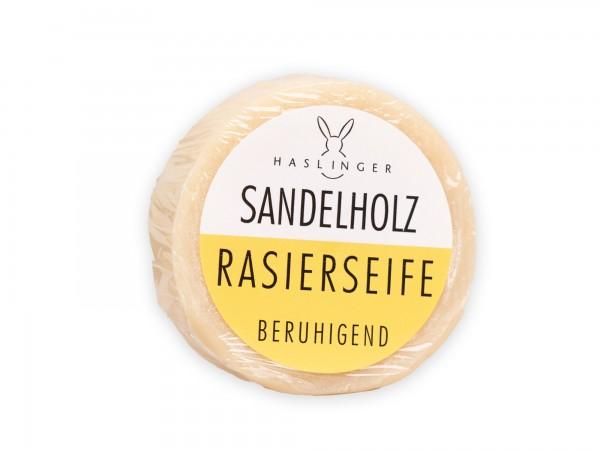 Haslinger Rasierseife Sandelholz 60 g