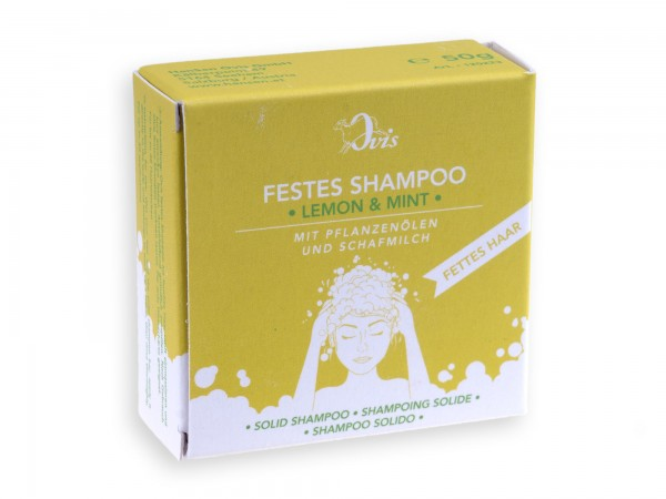 Ovis Festes Shampoo Lemon-Mint
