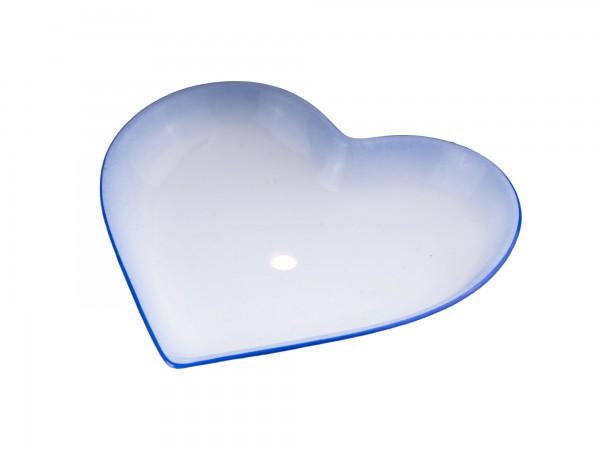 Seifenschale Herz Porzellan